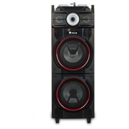 Ngs Głośnik dj wild techno + gratis