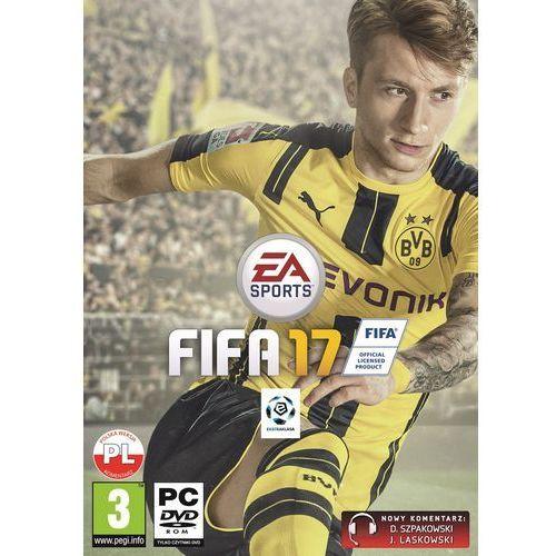 Electronic arts Fifa 17 - wersja cyfrowa
