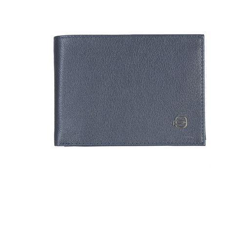 Męski Skórzany Portfel Piquadro PU1392X2 Niebieski