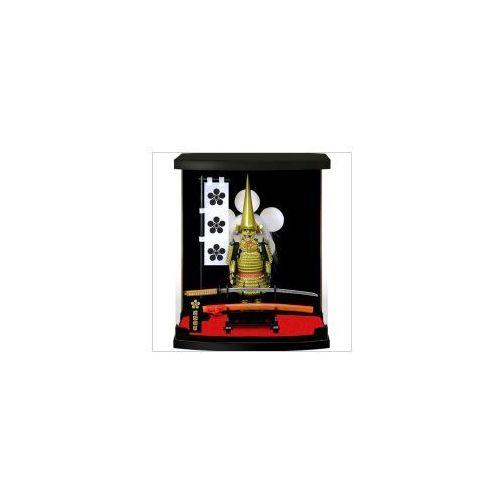 Miniatura samuraj w zbroi z kataną Maeda Toshiie SA-8