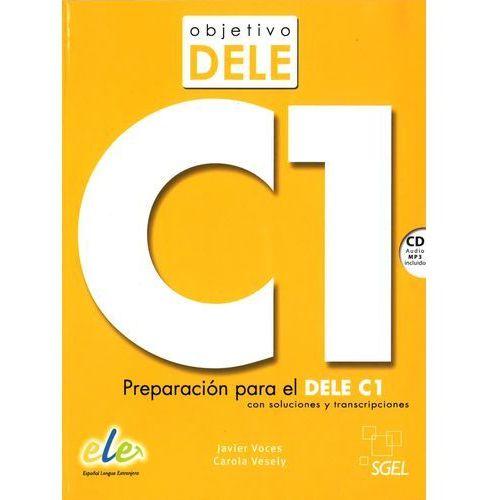 Objetivo DELE C1 + CD (9788497786393)