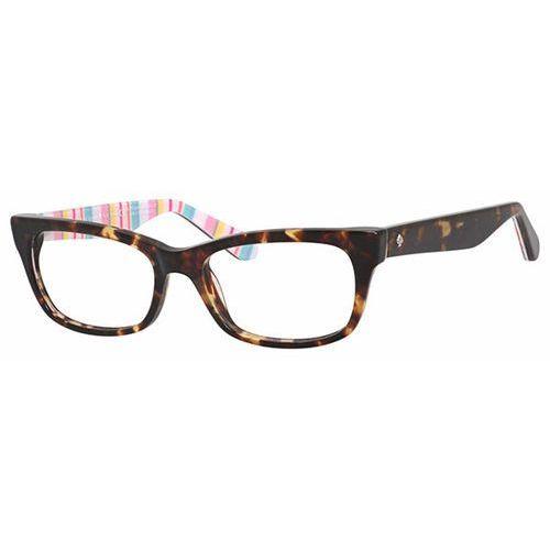 Okulary korekcyjne elora 0rnl 00 Kate spade