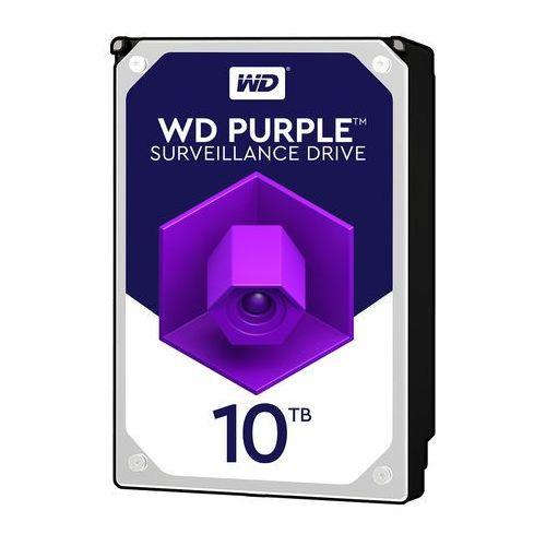 Dysk twardy do rejestratorów cyfrowych wd purple 10tb marki Western digital