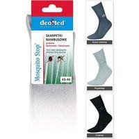 DEOMED MOSQUITO STOP - skarpety przeciw kleszczom i komarom