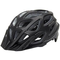 Alpina mythos 3.0 l.e. kask rowerowy czarny 59-64cm 2018 kaski rowerowe