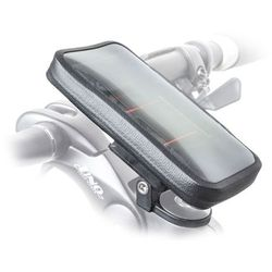 Author 15-002615 etui na telefon na wspornik kierownicy shell 150x79mm czarny