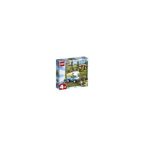 juniors 10769 toys story 4 wakacje w kamperze marki Lego