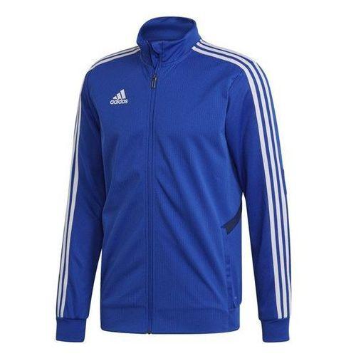 Bluza męska tiro 19 training niebieska dt5271 marki Adidas
