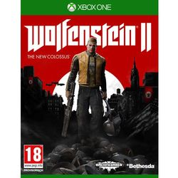 Wolfenstein 2 The New Colossus (Xbox One)