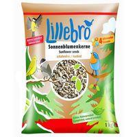 słonecznik łuskany - 3 kg | darmowa dostawa od 129 zł + promocje od bitiba.pl!| tylko teraz rabat nawet 5% marki Lillebro