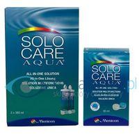 Solo care aqua 2 x 360ml+ 90 ml marki Menicon