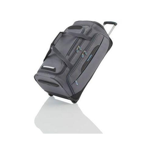 Travelite crosslite torba podróżna średnia 82l anthrazit 2-koła - szary