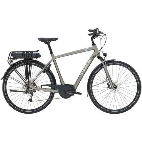 Rower elektryczny tm1+ men m matte metallic gunmetal 300wh 2019 marki Trek
