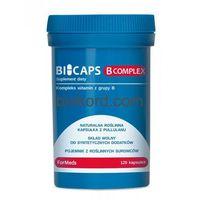 ForMeds Bicaps B Complex, 120 kapsułek Suplement Diety