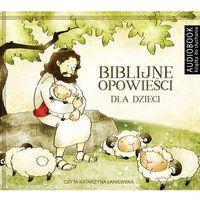 Biblijne opowieści - Grzegorz Grochowski (MP3)
