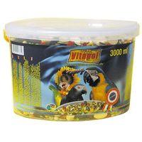 pokarm pełnowartościowy dla dużych papug 1,5kg marki Vitapol