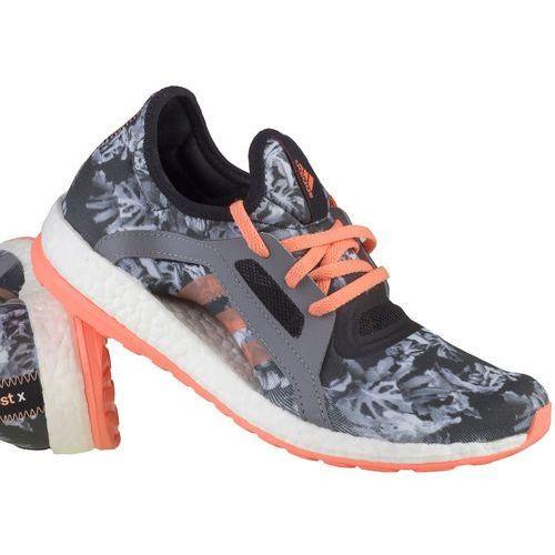 Pure boost x aq6690 - wielokolorowy, Adidas