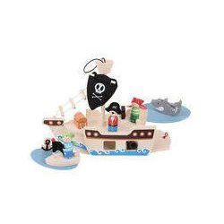Łodzie i statki  Bigjigs Toys