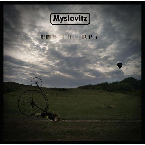 Emi music poland Myslovitz - nieważne jak wysoko jesteśmy... (digipack)