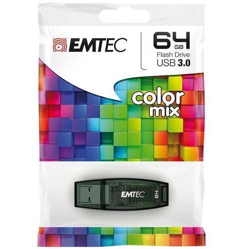 Pendrive EMTEC 64GB USB 3.0 ECMMD64GC410- natychmiastowa wysyłka, ponad 4000 punktów odbioru! (3126170110671)