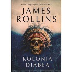 Kryminał, sensacja, przygoda  Rollins James