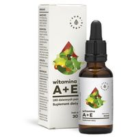 Krople AURA HERBALS Witamina A+E - krople 30ml