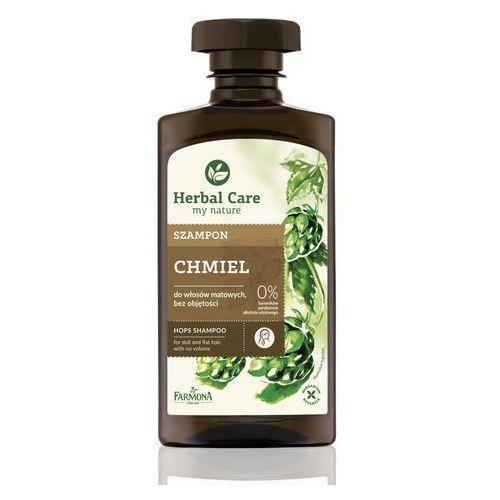 Herbal Care Szampon Chmiel