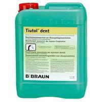 Bbraun tiutol dent - środek do dezynfekcji sprzętu stomatologicznego - 5l