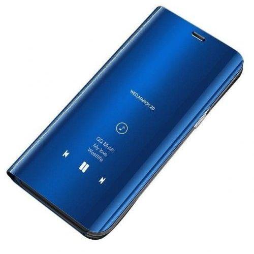 Clear View Case futerał etui z klapką Xiaomi Redmi Note 7 niebieski, 50103 (12005430)