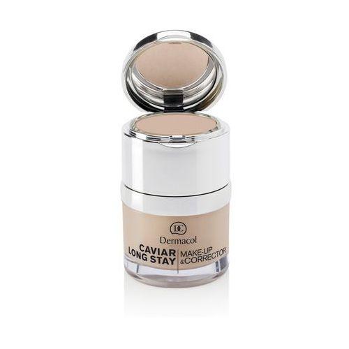 Dermacol Caviar Long Stay Make-Up & Corrector podkład 30 ml dla kobiet 2 Fair - Promocyjna cena