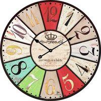 designowy zegar ścienny 14850 marki Lowell