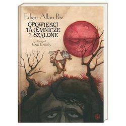 Książki horrory i thrillery  Edgar Allan Poe
