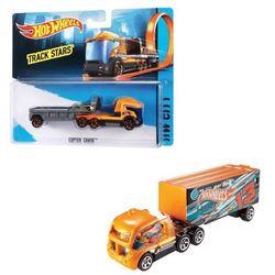 ciężarówka marki Hot wheels