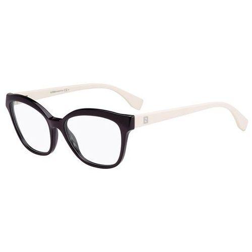 Okulary korekcyjne ff 0044 micrologo mgx Fendi