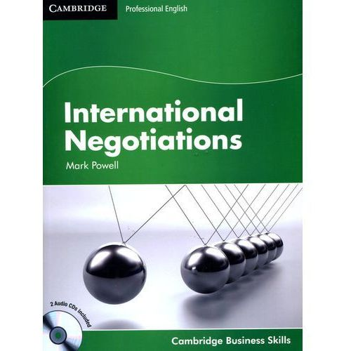 CBS International Negotiations Student's Book (podręcznik) with Audio CD (lp) (112 str.)