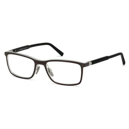 Okulary korekcyjne mb0616 097 Mont blanc
