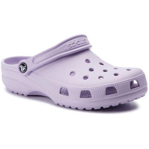 Klapki - classic 10001 lavender marki Crocs