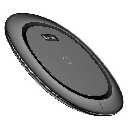 Baseus UFO Wireless Charge ładowarka Qi indukcyjna Fast Charge 9V czarna
