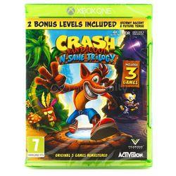 Gra xbox one crash bandicoot n. sane trilogy marki Activision