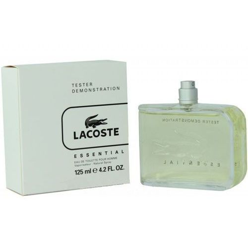 Lacoste essential, woda toaletowa – tester, 125ml