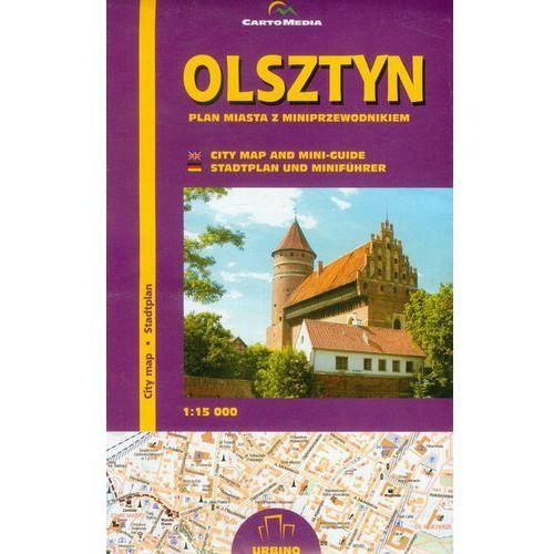 Olsztyn. Plan miasta 1:20 000, Sygnatura