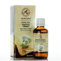 Olej z Czarnuszki, Nierafinowany, Tłoczony na Zimno, Nigella Sativa Oil 20 ml