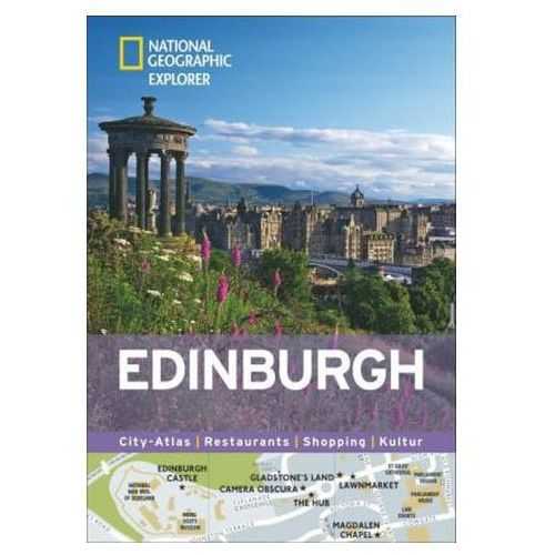 National Geographic Explorer Edinburgh