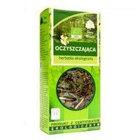 Herbata Oczyszczająca 50g BIO DARY NATURY (5902741004130)