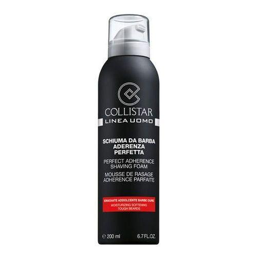 Collistar man pianka do golenia o dzłałaniu nawilżającym (perfect adherence shaving foam) 200 ml