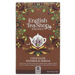 Czerwona herbata  ENGLISH TEA SHO biogo.pl - tylko natura