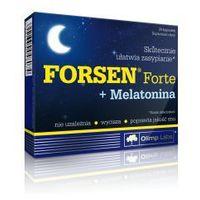 Olimp Forsen Forte + Melatonina - 30 kaps.