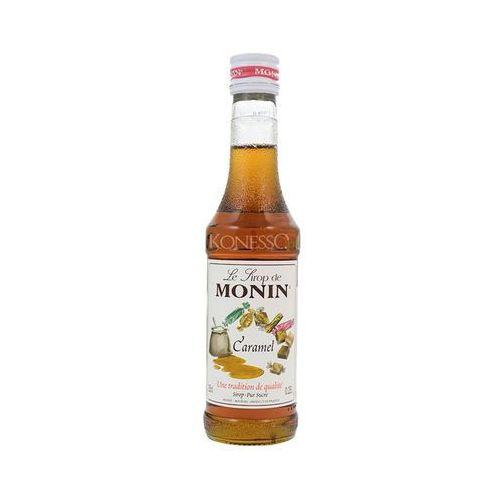 Monin Syrop karmelowy  250ml