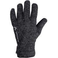 VAUDE Rhonen IV Rękawiczki, szary 10 2021 Rękawiczki polarowe i wełniane
