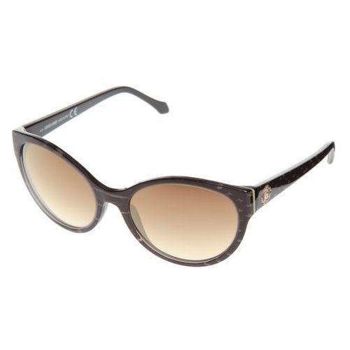 Alrischa okulary przeciwsłoneczne brązowy uni Roberto cavalli